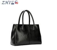 Hot sales Fashional and good quality ladies PU leather handbags