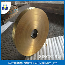 made in china copper brass price per kg brass strip C2620