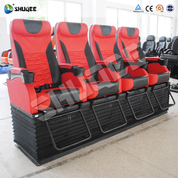 Free oversea installation motion 3d 4d 5d 6d cinema theater movie electric motion chair seat
