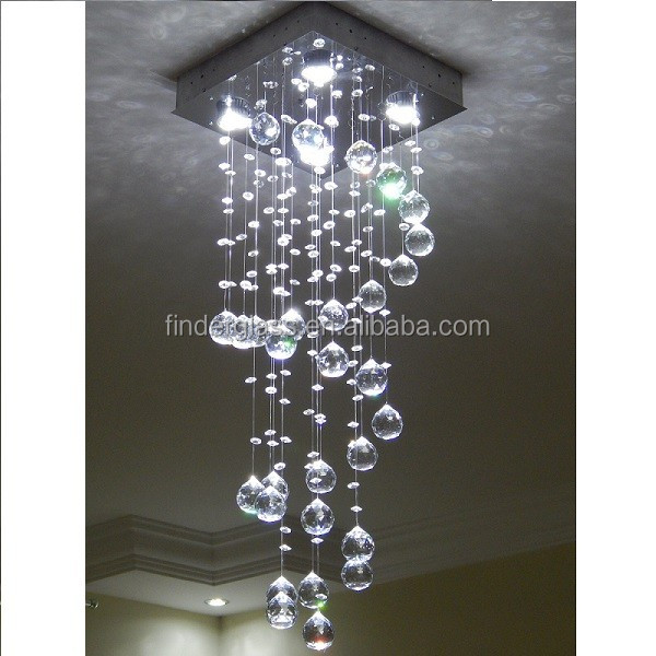 Crystal Ball Chandelier New Design Pendant Lamp