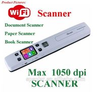 24 Bit for A4 size Documents Portable Mini Scanner New A4 high resolution portable hand scanner