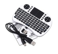 Soyeer Wholesale i8 2.4G Mini Wireless Keyboard and Mouse For Smart TV
