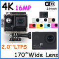 "Original 4K 24FPS SJ9000 Action Camera 16MP 2.0"" Sport Video Camera NT96660 Car Camcorder 30M Waterproof Sports Cam"