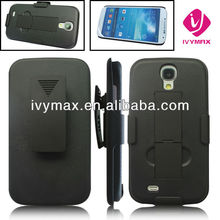 2013 newest embossed holster phone case for samsung s4 i9500