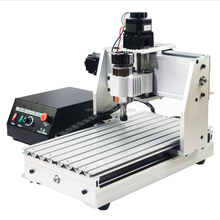 Mini 3 Axis CNC 3020 CNC engraving machine for woodworking, jade, metal engraving