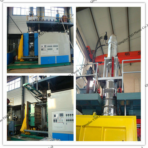 2000L 3 Layers Water Tank Blow Molding Machine