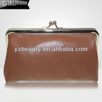 Retro mini PU bag clutch