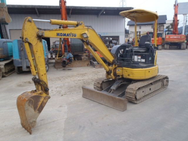 Used Komatsu Mini Excavator PC30MR-2 <SOLD>