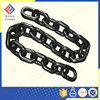 Hot Sale DIN EN818-2 Blacked Painted Alloy Steel Chain Wholesale