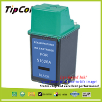 Certified Quality Compatible HP26 Ink Cartridge 51626A Rich Color With Strong Sense Of Layer