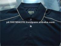100% Polyester Polo Shirt with Normal Printing and Embroidery