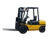 fork lift truck, on or off road type