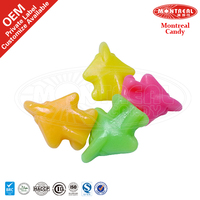 Plane Shape Gummy Candy