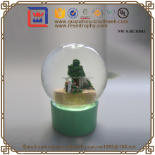 Polyresin Natural Landscape Snow Globe