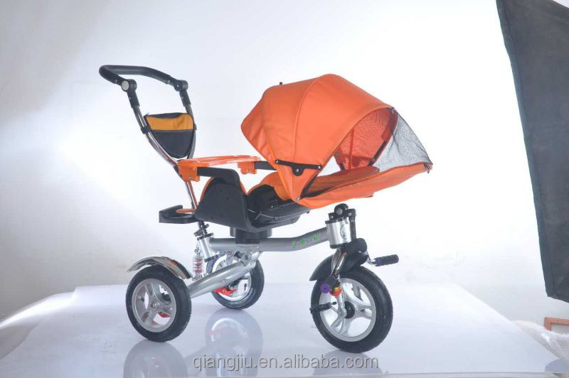 360 degree jogging stroller/tricycle/ seat recline