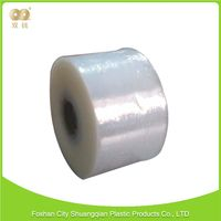 New product high quality Translucent white plastic folie lldpe stretch film