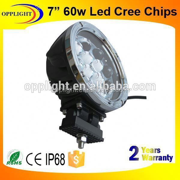 led work lights with dimmer 60w 4d work light driving 5 watt led 7' ip67 led work light