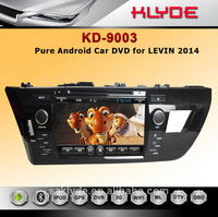 Strongly Recommended!! 2 Din Autoradio Gps 2 Din Android 4.1 Dvd For Toyota Leivin