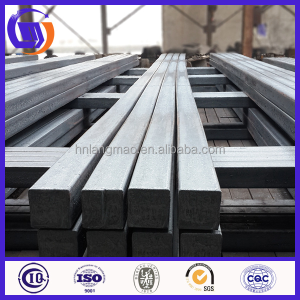 Blast furnace square steel billet/square bar/prime steel billet