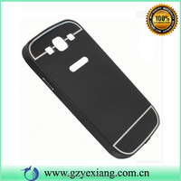 nuevos productos Protective Metal Bumper Phone Case For Samsung Galaxy S3