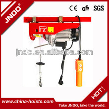 PA800 Mini Wire Rope Electric Hoist