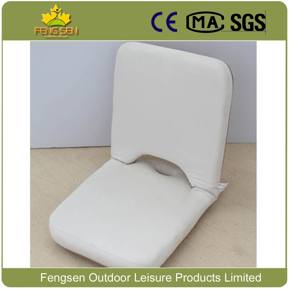 Wholesale Net Fabric Portable Floor Chair