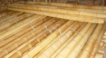 Cheap price bamboo pole for making bamboo curtain
