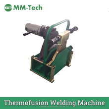 Hdpe/Pp/Pe Pipe Ppr Hot Fusion Welding Machines For Pe Pipes Fitting/ Electrofusion Welding Machine 50-200mm