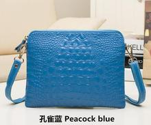 new crocodile leather mini lady shoulder bag