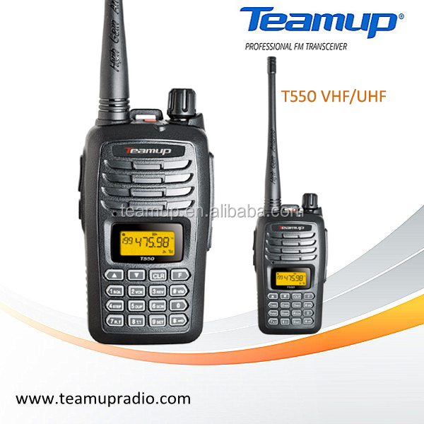 Popular 2 Way Radio VHF136-174MHz Wireless 2 way <strong>communication</strong>