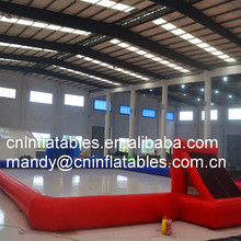Inflatable Football Field, Inflatable Water Soccer Field Football Pitch for Sale