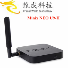 China cheap Minix NEO U9-H S912 2G 16G internet tv box mxv games online play car racing with priceAndroid 6.0 TV Box