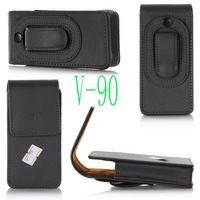 Chinese Manufacturer Hot Selling Man Pu Leather Belt Cell Phone Case For iPhone 6 4.7inch