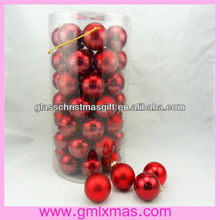 Glass Christmas Ornaments ,Christmas Glass Ball for christmas tree decorations