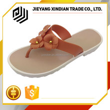Fashion Womens Platform outdoor lady slipper customize flip flop