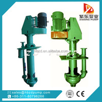 vertical solid slurry pump for submersible