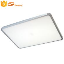 Dimmable LED surface mount Ceiling Light / 30w-60w modern square shape led ceiling light