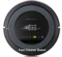 Newest As Seen On TV TOP-Grade Multifunctional 5 In1 Smart Vacuum Cleaning Robot