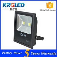 2016 AC85-265V LED flood light100W CE Rohs approved rgb led flood light 100 watt