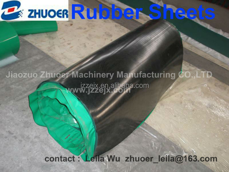 vulcanized rubber sheet