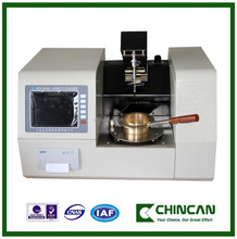 China Supplier Fully Automatic Oil Cleveland Open Cup Flash Point Tester
