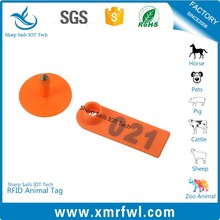 TPU cattle ear tag / cow ear tag / sheep ear tag for livestock management