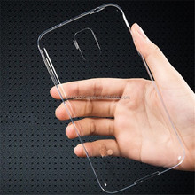 Wholesale OEM/ODM Mobile Phone Crystal Clear TPU Gel Case For Samsung Galaxy S5 I9600 SV, OEM Case For Mobile Phones