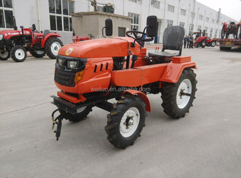 HOT SALE mini tractor 16hp