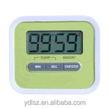 Digital 60min electric oven timer with bell, mechanical kitchen timer