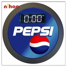 Promotional Round Cheap Wall Clocks