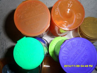 Airtight Plastic Child Resistant Vials Storage Bottles Medical Weed Containers,Medical Vials