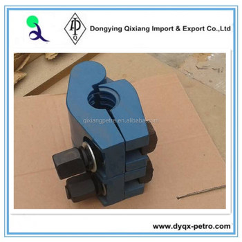 API oilfield sucker rod polished rod clamp with best price and quality