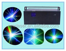 High quality rgb animation pc controlled laser lighting stage anination laser light for christmas