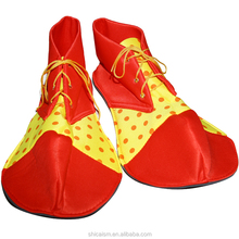 Make-up party props clown shoes cosplay character play clown boots dress up accessories Halloween dress up props / Adult